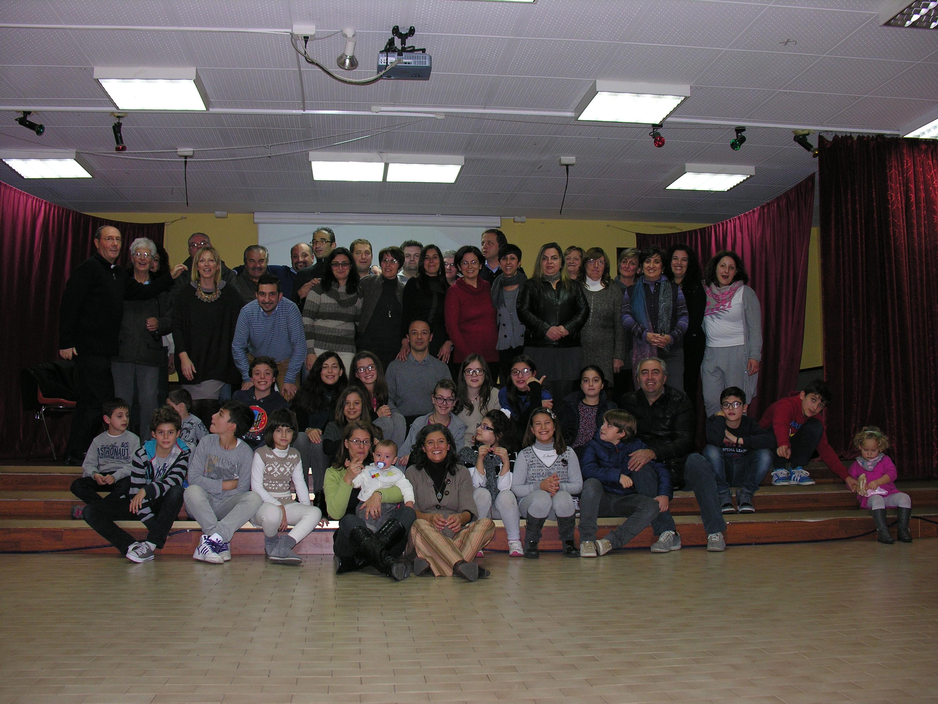 Gruppo 2014-15