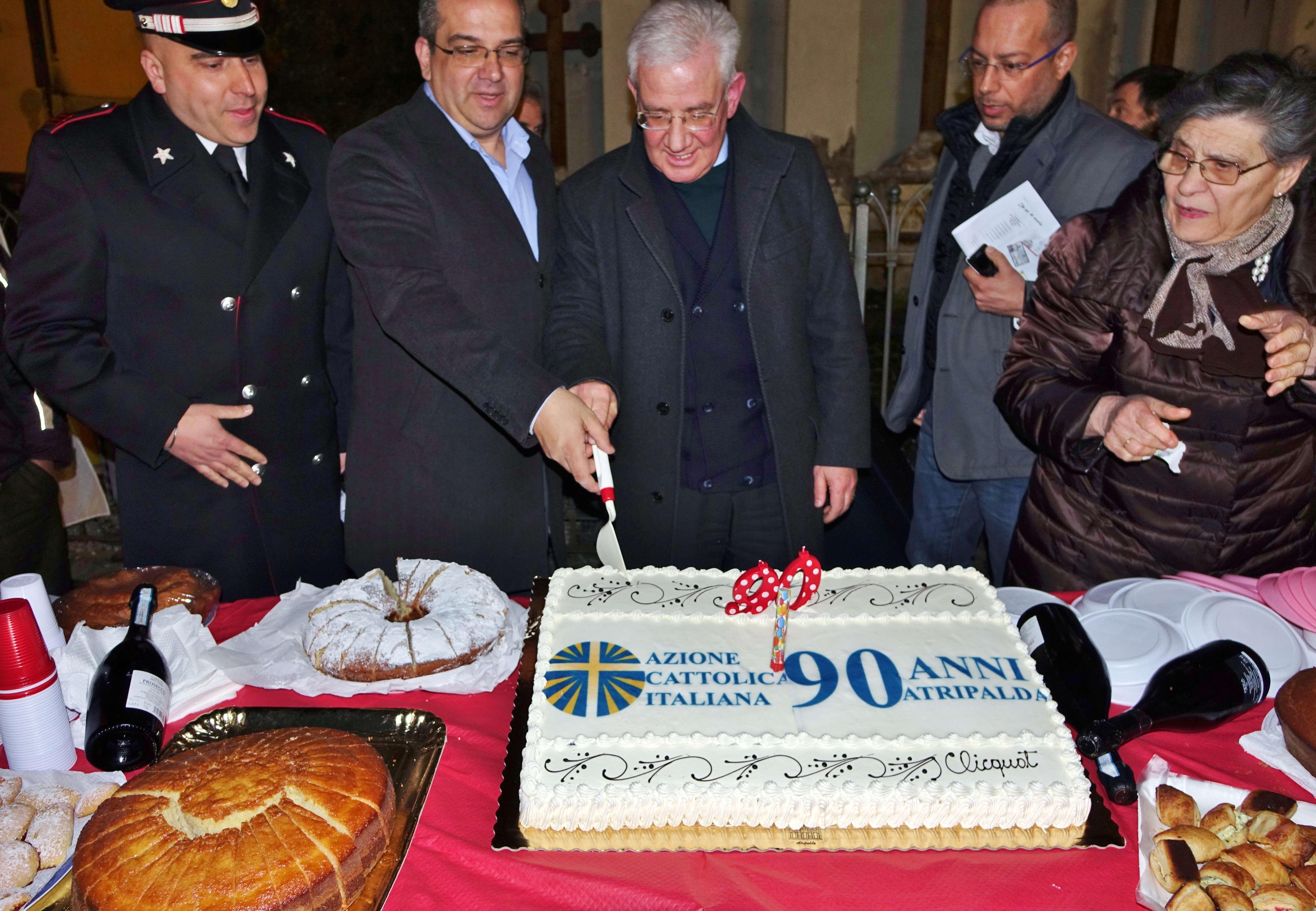 Festa 90 anni